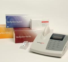 Accumetrics VerifyNow II CE mark Antiplatelet Therapy