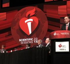Russel Pate, Ph.D., Univerity Of South Carolina, chair of the National Physical Activity Plan Alliance. #AHA18