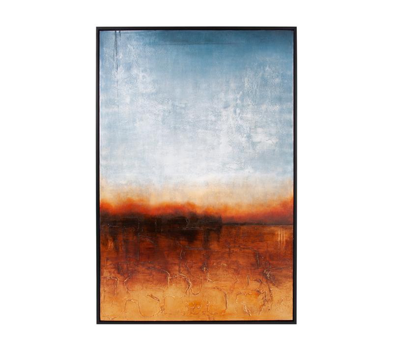Arizona sunset Howard Elliott