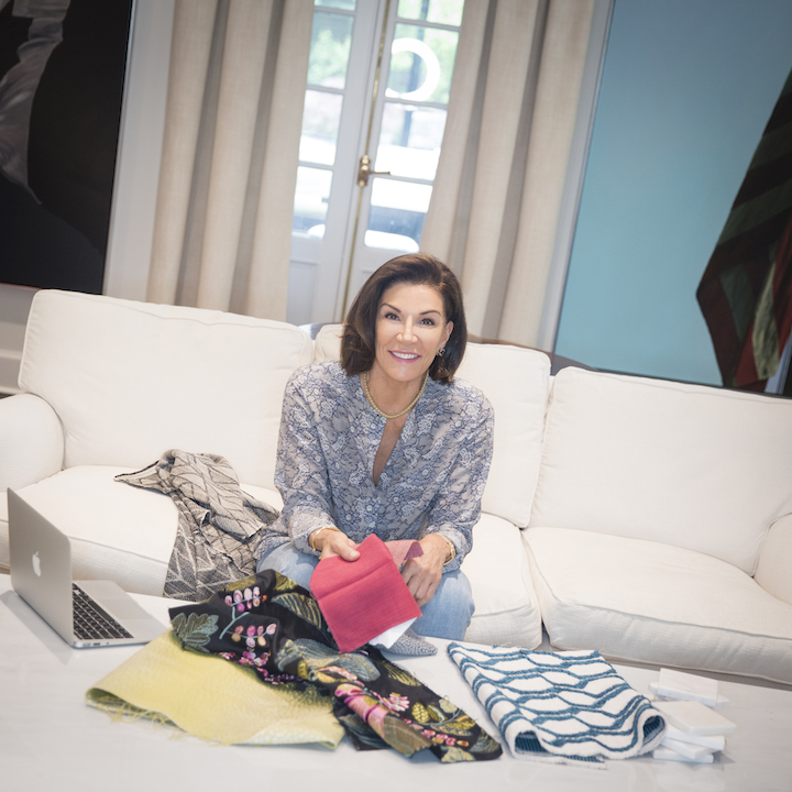 Hilary Farr Kitchen Designs: Sky Home And Hilary Farr Designs In Bedding Together