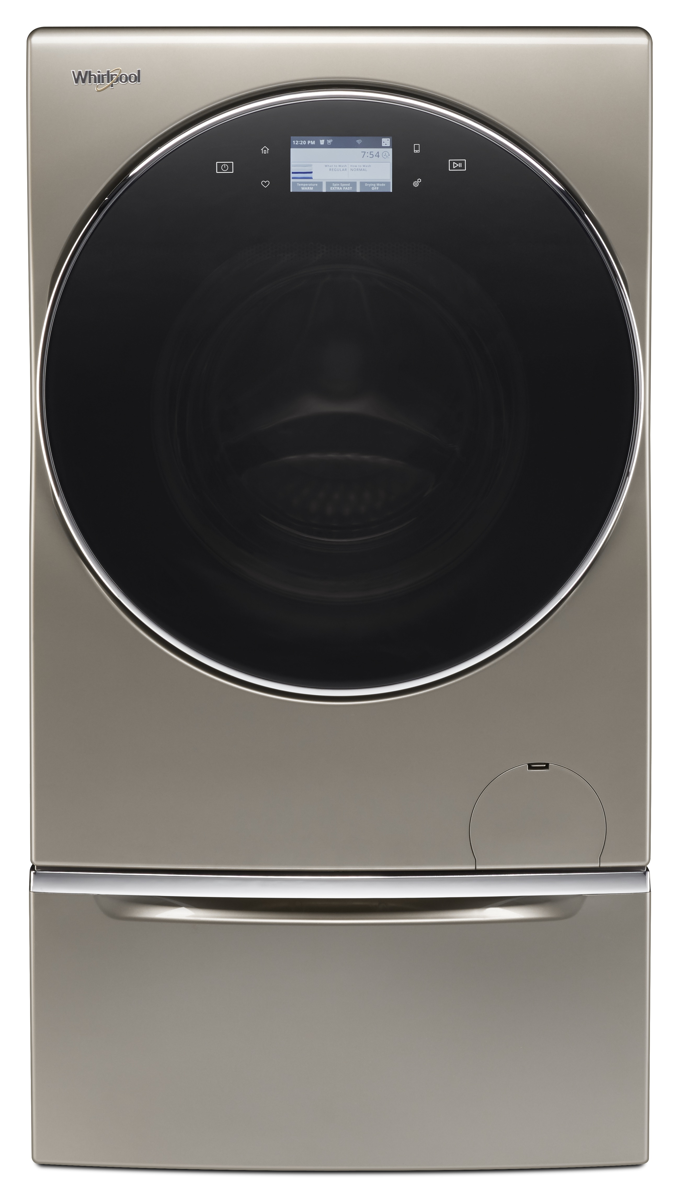 Whirlpool Smart All in One Washer & Dryer