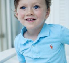 Bo Maruri, the youngest of Beatriz's 13 grandchildren.