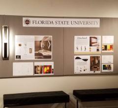 Golden Lighting partnered with Florida State University for its lighting design competition.