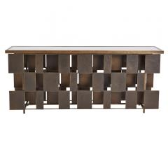 Layered Console casegood from Global Views