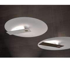 marble LED light fixture