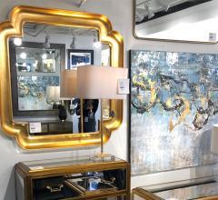 Alcott Collection at Bassett Mirror Company in AmericasMart Atlanta