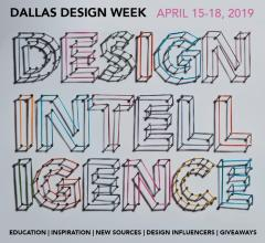 Dallas Design Week graphic
