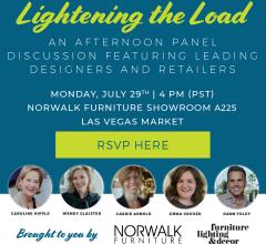 Norwalk Furniture panel Las Vegas