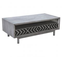 Zuo Modern Raven Cubo coffee table