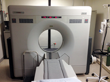 1998: Multislice CT scanners with a reduced scan time are introduced.