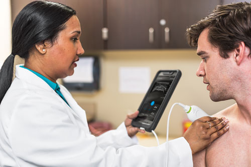 Philips opened a new segment of the market when it introduced Lumify, the first mobile app-based ultrasound system. Philips Lumify converts an iPad, iPhone into an ultrasound system.