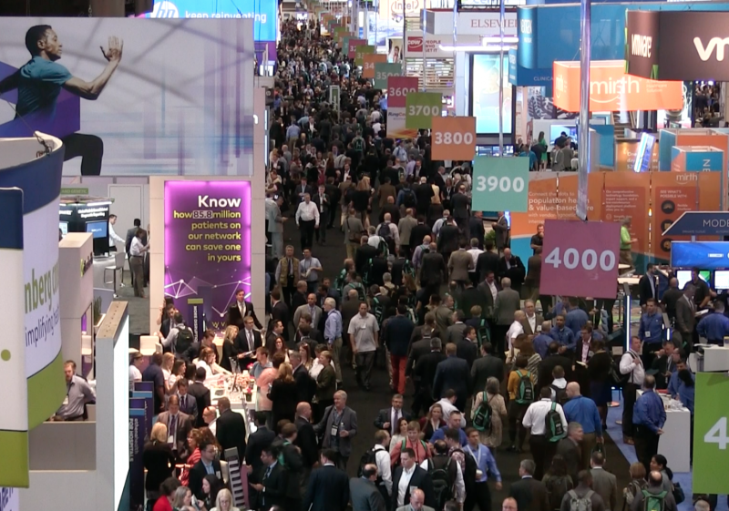 Trends from the HIMSS Floor