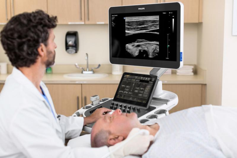 The Philips Ultimate Ultrasound Solution for Vascular Assessment combines 3-D and 4-D imaging