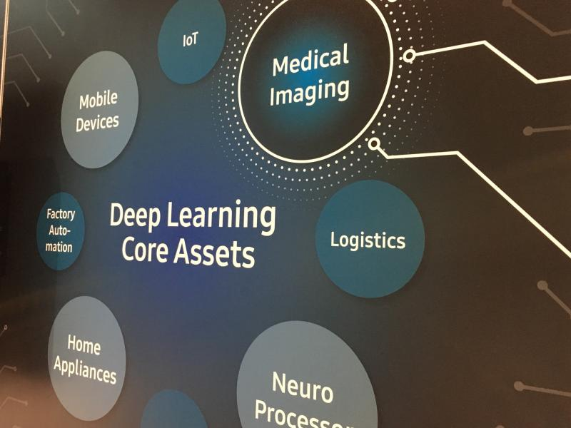 Deep learning, artificial intelligence in radiology was the prime topic of discussion at the RSNA/AAPM symposium at RSNA 2017.