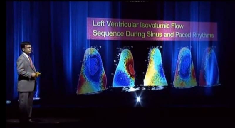 Hologram on stage at ASE 2013