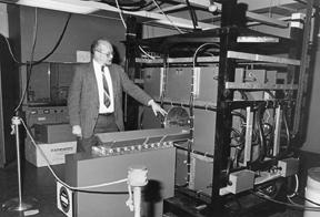 972: Paul Lauterbur proposed the usage of magnetic imaging resonance (MRI) in medical imaging.