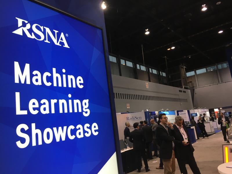 Artificial intelligence, also called deep learning and machine learning, was the hottest topic at the 2018 Radiological Society of North America (RSNA)) meeting.
