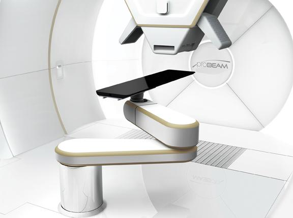 Varian Medical Systems upgraded its ProBeam proton therapy system last year to allow IMPT.