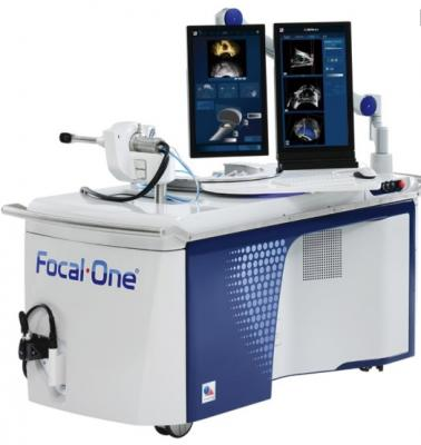 Houston Methodist Hospital Acquires Focal One High-Intensity Focused Ultrasound System