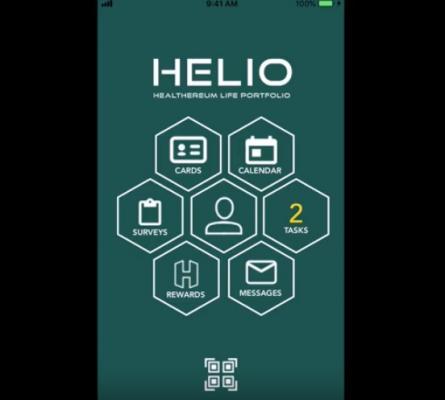Healthereum Launches Beta Version of HELIO Blockchain Patient Engagement App