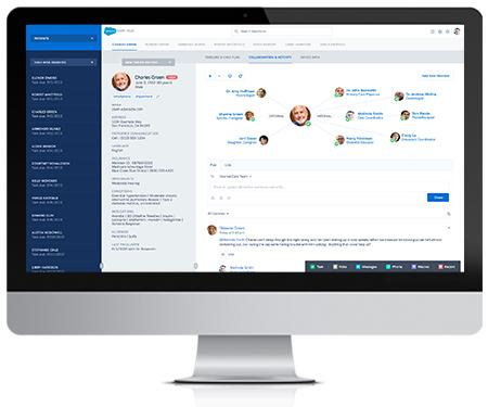 Cerner is extending its population health, clinical and administration portfolio with an integrated solution that combines Salesforce Health Cloud and Marketing Cloud with Cerner's HealtheIntent, its big data platform.
