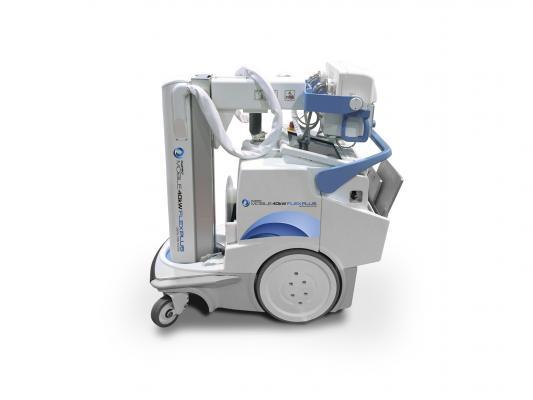 Virtual Imaging, Canon, RadPro Mobile 40kW Flex Plus, digital X-ray system