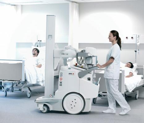 Agfa HealthCare, Frost & Sullivan, Product Leadership Award, digital radiography, DR, AHRA 2016