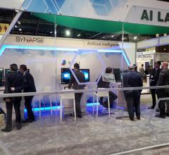 FujiFilm featured its artificial intelligence (AI) lab at RSNA 2018. #RSNA #RSNA2018 #RSNA18