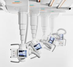 The Siemens Ysio Max digital radiography system.