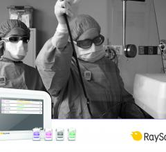 RaySafe i3 dosimeter, real-time radiation dose monitoring, wearable, RSNA 2017