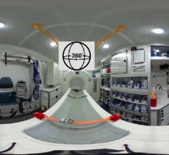 360 Degree View Inside a Mobile Stroke Unit Ambulance at Northwestern Medicine