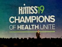 """At the opening session of HIMSS 2019, Manish Kohli, MD, a cancer biomarker researcher at Mayo Clinic, spoke about the role of health IT in bringing together all aspects of healthcare.  """"We are all tied together for one collective purpose - to make healthcare better. We serve a purpose that is larger than any of us."""""""