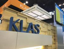 """The health IT market research firm KLAS is a big player at HIMSS. It grades companies software based on user feedback surveys to rank IT companies in numerous categories, including PACS. The firm gives an annual """"Best in KLAS"""" award to the top performers."""
