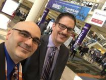 """Karl Poterack, M.D., medical director, applied clinical informatics, Mayo Clinic Hospital, explained the role wearable devices will play in healthcare in an interview with ITN Editor Dave Fornell. Poterack spoke in the HIMSS 2019 session """"Wearable Device Data: Signal or Noise?"""""""