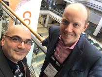 Steve Holloway, chief analyst with U.K.-based Signify Reseach, took time out at HIMSS 2019 this past week to do a video interview with ITN Editor Dave Fornell on trends in enterprise imaging systems.