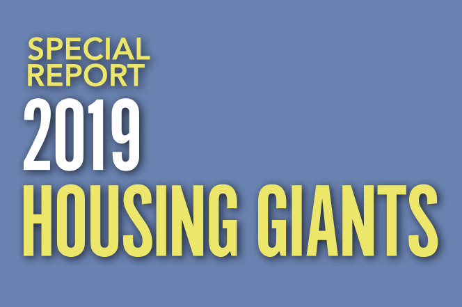 2019 Housing Giants logo-largest U.S. builders-builder rankings