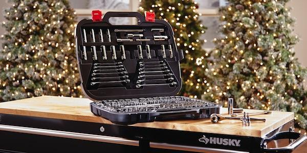 Husky Mechanic tools set