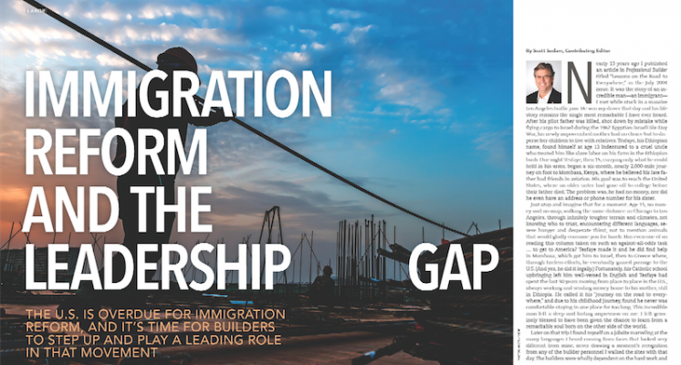 immigration reform-leadership gap-image Pro Builder article