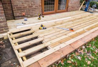 decking rebuild