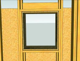 double stud walls are great for adding insulation in a remodel