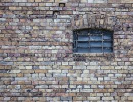 old masonry building insulation-photo-old brick wall