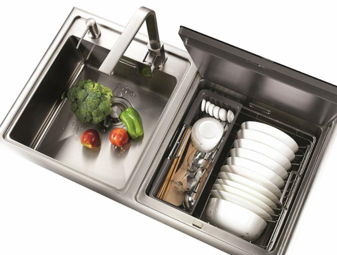 2 Streamline Dishwasher Sink Combination