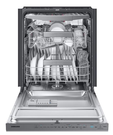 8 Samsung Linear Wash dishwasher