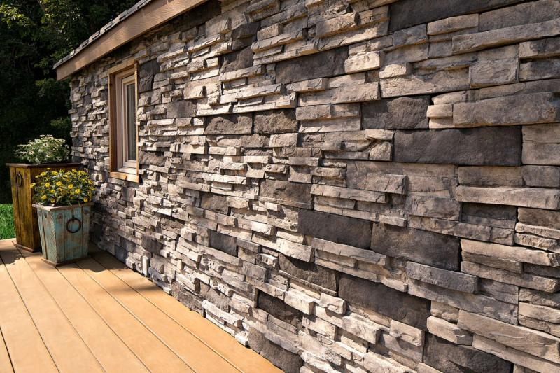 9 Vinyl Siding Alternatives That Mimic Wood Stone Residential Products Online