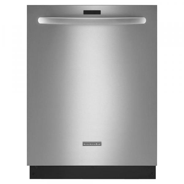 9 KitchenAid stainless steel kitchenaid built-in dishwashers kdtm354dss 64 1000