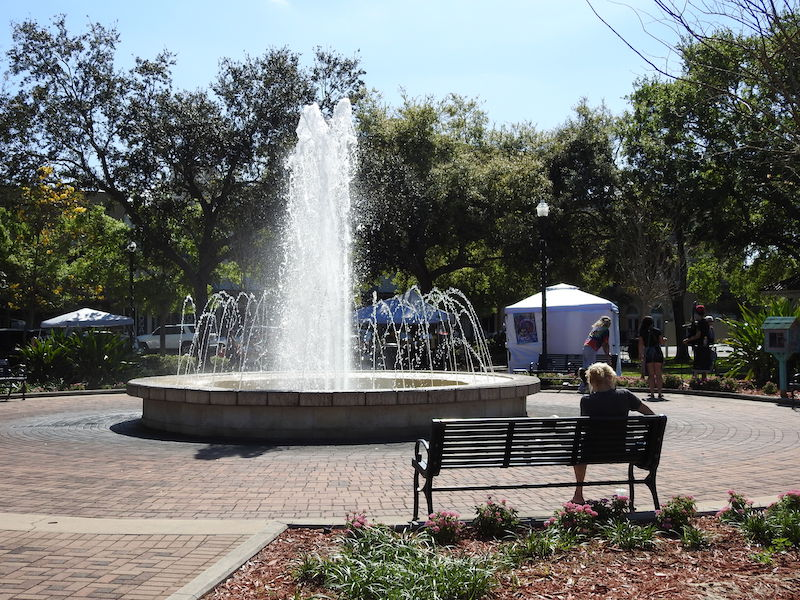 """The two organizations are working on a """"one water"""" sustainability project in Florida"""