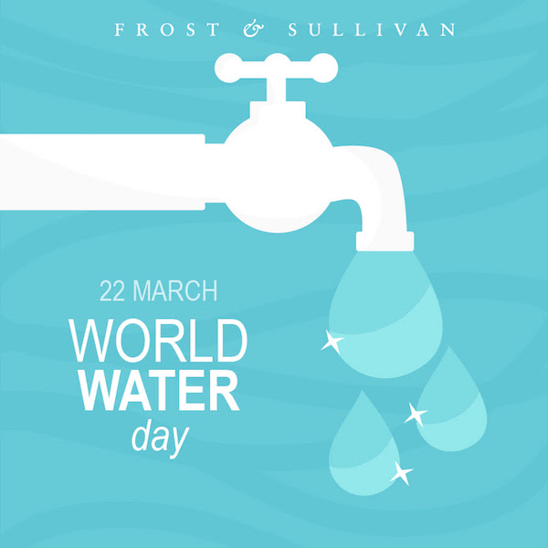 Frost & Sullivan World Water Day 2019 Infographic