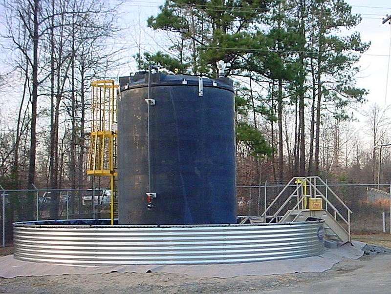 assmann double wall storage tanks