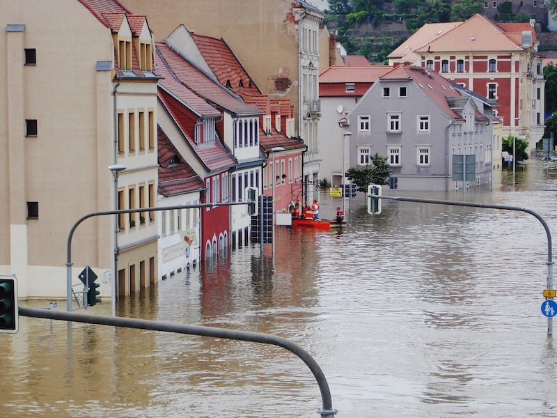 2018 flood caused more than $154 million in damage & dropped 15 in. of rain