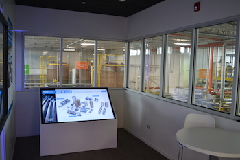 Ecolab opened its customer care center Sept. 10 in Bedford Park, Ill. with remarks from Darrell Brown and Alex Blanco.